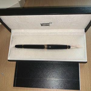 Meisterstück Gold-Coated Ballpoint Pen